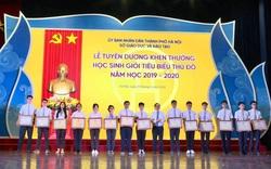 Hà Nội tuyên dương 509 học sinh giỏi tiêu biểu của Thủ đô