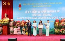 Báo Người Hà Nội kỷ niệm 35 năm thành lập