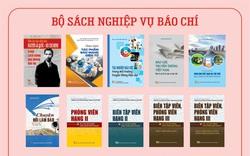 Bộ sách 26 cuốn về nghiệp vụ báo chí ra mắt