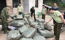 Chặn đứng 1000kg nầm lợn nhập lậu từ Trung Quốc đã bốc mùi hôi thối