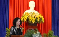 Trưởng Ban Dân vận TW Trương Thị Mai tiếp xúc cử tri TP Đà Lạt