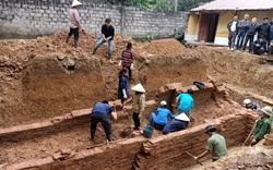 Phát lộ một kiến trúc gạch cổ nghi là mộ có niên đại thế kỷ III sau Công nguyên