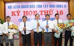 Nhân sự mới tỉnh Nghệ An, Quảng Trị, Yên Bái, Tây Ninh