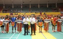 Khai mạc Giải vô địch cầu lông đồng đội toàn quốc năm 2020