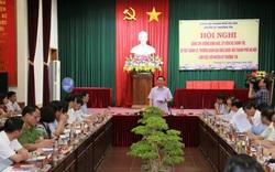 Bí thư Thành ủy Vương Đình Huệ: Tính toán bài toán quy hoạch để làm sôi động