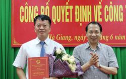 Hà Giang: bổ nhiệm Phó Giám đốc Sở Giáo dục và Đào tạo