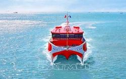 Sắp khai trương tuyến du lịch biển Cà Mau - Nam Du - Phú Quốc
