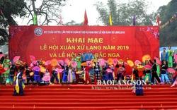 Lạng Sơn: Bảo tồn và phát huy giá trị của các lễ hội truyền thống