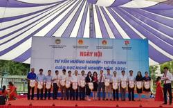 Gần 3000 học sinh, sinh viên tham gia Ngày hội nghề nghiệp  2020 tại Cần Thơ