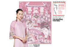 Trình diễn hơn 1000 mẫu Áo Dài mang hình ảnh Di sản văn hóa thế giới của Việt Nam tại Văn Miếu, Quốc Tử Giám