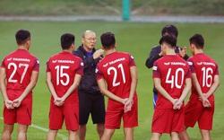 HLV Park Hang-seo triệu tập 28 cầu thủ cho đợt kiểm tra đầu tiên