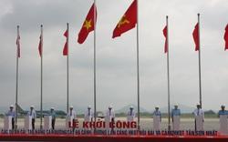 Phó Thủ tướng Trương Hòa Bình dự khởi công dự án sửa chữa đường băng sân bay Nội Bài, Tân Sơn Nhất