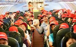 Bảo vệ hành tinh xanh, bay nhanh cùng Vietjet: Bay khắp Việt Nam với vé 0 đồng