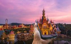 Công viên chủ đề đầu tiên trên thế giới ứng dụng trải nghiệm giải trí ảo