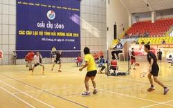 Khai mạc Giải quần vợt các Câu lạc bộ tỉnh Hải Dương năm 2020