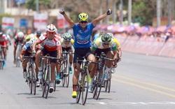 Tổ chức diễu hành chào mừng Cuộc đua xe đạp tranh Cúp Truyền hình TPHCM 2020