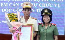 Điều động, bổ nhiệm nhiều nhân sự Công an, Quân đội