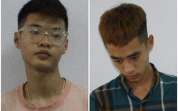 Khởi tố hai nam thanh niên bốc đầu xe