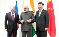 Đâu là mấu chốt quan hệ của Nga giữa các căng thẳng Ấn - Trung?