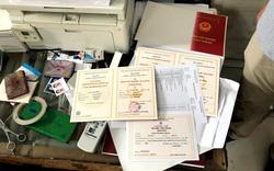 Bắt ổ nhóm làm giả số lượng lớn con dấu, tài liệu của cơ quan, tổ chức
