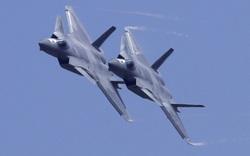 Trung Quốc đi vào sản xuất quy mô lớn tiêm kích sáng ngang với F-35 Mỹ
