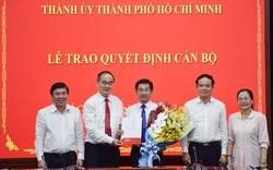 Ban Bí thư chuẩn y nhân sự mới TPHCM