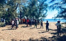Rủ nhau tắm biển sau buổi tổng kết lớp, nam sinh lớp 8 đuối nước thương tâm