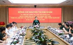 Chủ tịch Quốc hội: Viettel cần tăng cường vai trò tiên phong kiến tạo cuộc sống số và xã hội số tại Việt Nam