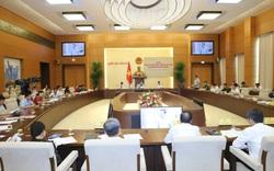 Phó Chủ tịch Quốc hội Uông Chu Lưu: Công tác xây dựng, hoàn thiện thể chế là công tác quan trọng, khâu đột phá quyết định sự phát triển đất nước