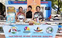 Kích cầu du lịch miền Trung tại Ngày hội Du lịch TPHCM