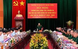 Đại tướng Ngô Xuân Lịch: Đảm bảo đúng nguyên tắc, tiêu chuẩn, cơ cấu phù hợp về công tác nhân sự