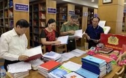 Nhiều hoạt động tại Ngày hội sách và phát động phong trào đọc sách trong Công an nhân dân