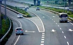 Xe ô tô đi ngược chiều trên đường cao tốc mức phạt cao nhất 18 triệu đồng