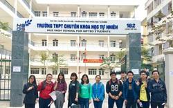 Hai trường THPT chuyên tại Hà Nội công bố điểm chuẩn vào lớp 10 năm 2020