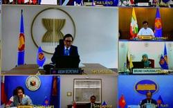 Bộ Ngoại giao thông tin về trao đổi ASEAN - Trung Quốc liên quan tới Biển Đông