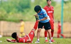 U22 Việt Nam thi đấu nội bộ: Thể lực yếu là vấn đề lớn