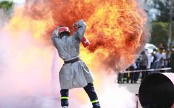 Hội thi thể thao nghiệp vụ chữa cháy và cứu nạn, cứu hộ vòng chung kết năm 2020 diễn ra tại Đà Nẵng
