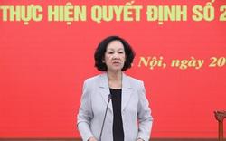 Bà Trương Thị Mai: Ban Dân vận và Mặt trận Tổ quốc cần phối hợp chặt chẽ để mang tiếng nói của các tầng lớp nhân dân đến với Đại hội Đảng
