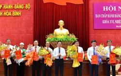 Ban Bí thư chỉ định nhân sự mới tỉnh Hòa Bình