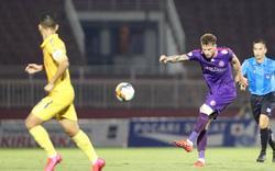 Trọng tài bỏ qua 3 quả penalty trong trận Sài Gòn - Nam Định bị treo còi