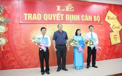 Trao quyết định nhân sự Bình Phước, An Giang, Bà Rịa-Vũng Tàu