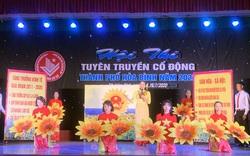 TP. Hòa Bình: Tổ chức Hội thi Tuyên truyền cổ động năm 2020