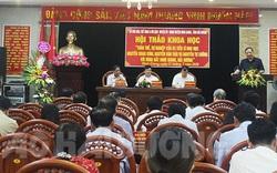 Hải Dương: Tôn vinh 3 vị Tiến sĩ Nho học họ Nguyễn