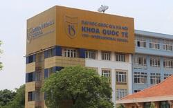 Khoa Quốc tế- Đại học Quốc gia Hà Nội tiếp nhận du học sinh chuyển tiếp học đại học