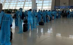 Đưa hơn 300 công dân từ Hàn Quốc về Nội Bài, tất cả được cách ly tập trung