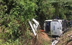 Vụ lật xe ở Quảng Bình: Số nạn nhân tử vong tăng lên 13 người