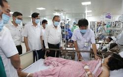 Vụ tai nạn nghiêm trọng tại Quảng Bình: Phó Thủ tướng Thường trực yêu cầu tập trung cứu hộ, cứu nạn với nỗ lực cao nhất nhằm giảm thiệt hại về người