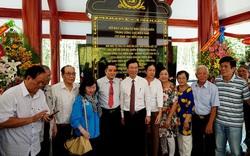Trưởng Ban Tuyên giáo Trung ương Võ Văn Thưởng dự kỷ niệm 90 năm ngành Tuyên giáo tại Tây Ninh