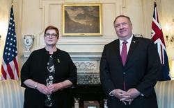Bộ đôi quyền lực Mỹ - Australia gặp mặt với tâm điểm Trung Quốc