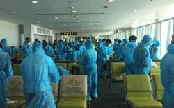 Đưa gần 180 công dân Việt từ Brunei về nước